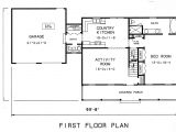 First Floor Master Home Plan the Lynnville 3569 3 Bedrooms and 2 Baths the House