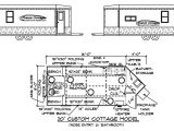 Fish House Building Plans Custom Cottages Inc Mobile Shelter Design for Ice