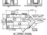 Fish House Building Plans Ice House Frame Plans Escortsea