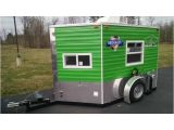 Fish House Trailer Plans Ice Shanty Trailer Www Pixshark Com Images Galleries