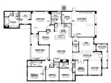 Five Bedroom Home Plans Best Of Simple 5 Bedroom House Plans New Home Plans Design