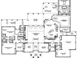Five Bedroom Home Plans the Best Of House Plans 5 Bedroom Single Story Spanish