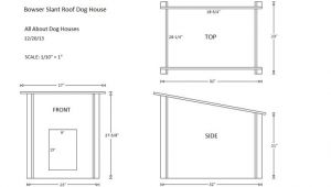 Flat Roof Dog House Plans Free Dog House Plans Free Flat Roof Woodworking Projects Plans