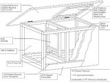 Flat Roof Dog House Plans Free Dog House Plans with Hinged Roof Best Of 10 Charming Flat