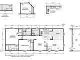 Fleetwood Mobile Homes Floor Plans97 1997 Fleetwood Mobile Home Floor Plan thefloors Co