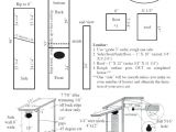Floating Duck House Plans Instructions Duck House Plans Wood Duck House Plans for Sale Oppenup Com