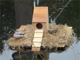 Floating Duck House Plans Instructions Floating Duck House Plans Free