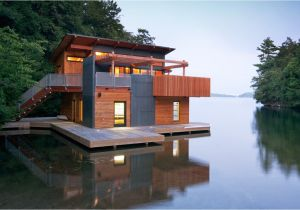 Floating Home Plans Floating Homes that Will Make You Want to Live On Water