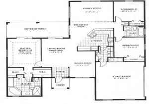 Floating Home Plans Simple Floor Plans Open House House Floor Plan Design