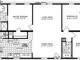 Floor Plan 1000 Square Foot House Modular Home Plans Under 1000 Sq Ft