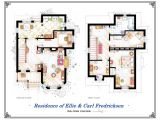 Floor Plan Home Floor Plans Of Homes From Famous Tv Shows