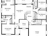Floor Plan Homes Kerala House Plans Autocad Drawings
