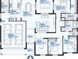 Floor Plan Ideas for New Homes Single Storey House Floor Plan Design Vipp A4054b3d56f1