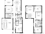 Floor Plans 2 Story Homes 4 Bedroom 2 Story House Floor Plans Unique Two Story 4