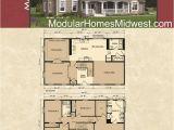 Floor Plans 2 Story Homes Modular Homes Illinois Photos