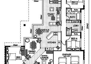 Floor Plans Australian Homes the Mornington Australian House Plans
