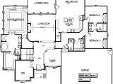 Floor Plans Custom Built Homes the Chesapeake Floor Plan Built by Kroeker Custom Homes