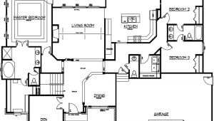 Floor Plans Custom Built Homes the Chesapeake Floor Plan Built by Kroeker Custom Homes