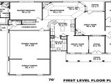 Floor Plans for 0 Sq Ft Homes 3000 Square Foot House Floor Plans House Plans 3000 Square