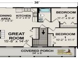 Floor Plans for 0 Sq Ft Homes Small House Plans Under 1000 Sq Ft Simple Small House