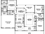 Floor Plans for 1 Story Homes Beautiful Single Story Open Floor Plan Homes New Home