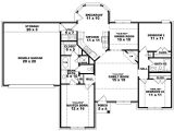 Floor Plans for 1 Story Homes Single Story Open Floor Plans Over 2000 Single Story Open