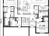 Floor Plans for 2 Bedroom Homes Bedroom Bath House Plan Plans Floor Bathroom with 2 Open