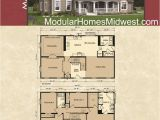 Floor Plans for 2 Story Homes Modular Homes Illinois Photos