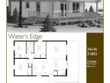 Floor Plans for 24×36 House 24 X 36 Floor Plans 24×36 Floor Plan Modular Homes