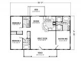 Floor Plans for 24×36 House House Plans Home Plans and Floor Plans From Ultimate Plans