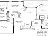 Floor Plans for 4 Bedroom Homes 4 Bedroom House Plans Open Floor Plan 4 Bedroom Open House