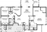 Floor Plans for 4 Bedroom Homes Modular Home Floor Plans 4 Bedrooms Modular Housing
