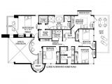 Floor Plans for 4 Bedroom Homes Residential House Plans 4 Bedrooms Slab House Floor Plans
