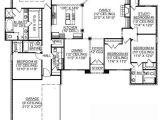 Floor Plans for 5 Bedroom Homes Best 25 5 Bedroom House Plans Ideas On Pinterest 4