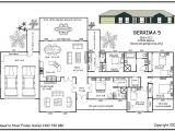Floor Plans for 5 Bedroom Homes Five Bedroom House Plan In Kenya Joy Studio Design