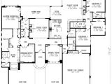 Floor Plans for 5 Bedroom Homes Luxury 5 Bedroom House Plans Homes Floor Plans