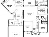 Floor Plans for A 4 Bedroom 2 Bath House 2 Story 4 Bedroom 3 Bath House Plans Photos and Video