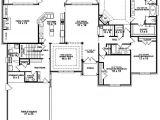 Floor Plans for A 4 Bedroom 2 Bath House 4 Bedroom 3 Bathroom House Plans 2017 House Plans and