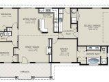 Floor Plans for A 4 Bedroom 2 Bath House Simple 4 Bedroom House Plans 4 Bedroom 2 Bath House Plans