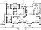 Floor Plans for A Ranch Style Home Unique 5 Bedroom Ranch Style House Plans New Home Plans