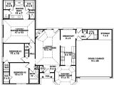 Floor Plans for A Three Bedroom House 3 Bedroom House Plans One Story Marceladick Com