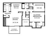 Floor Plans for A Three Bedroom House Beautiful Modern 3 Bedroom House Plans Modern House Plan