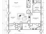 Floor Plans for Barn Homes Barndominium Floor Plans Pole Barn House Plans and Metal