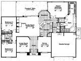 Floor Plans for Big Houses Big House Plans Smalltowndjs Com