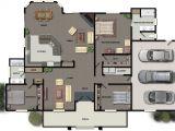Floor Plans for Big Houses Large Modern House Plans Ideas Modern House Plan