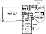 Floor Plans for Cape Cod Homes Cape Cod House Plans Trenton 30 017 associated Designs
