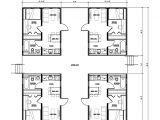 Floor Plans for Container Homes isbu Quad R One Studio Architecture