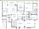 Floor Plans for Contemporary Homes Contemporary Courtyard House Plan 61custom Modern