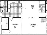 Floor Plans for Double Wide Mobile Homes 24 X 48 Double Wide Homes Floor Plans