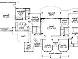 Floor Plans for Florida Homes Florida House Plans Cloverdale 30 682 associated Designs